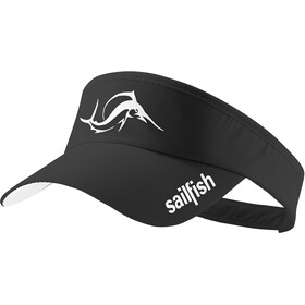 sailfish Zonneklep, black